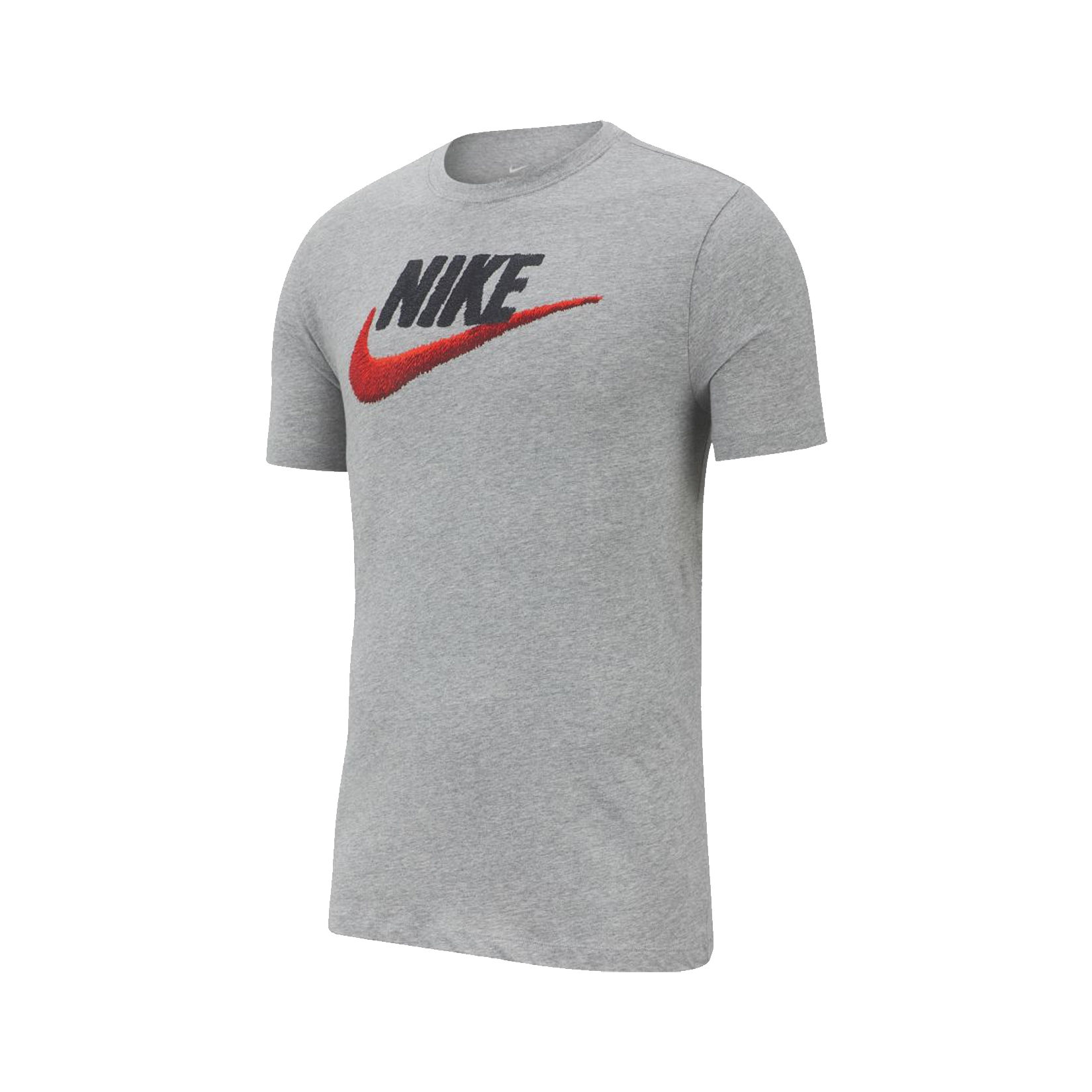 Nike Sportswear Brand Mark T-Shirt Grey