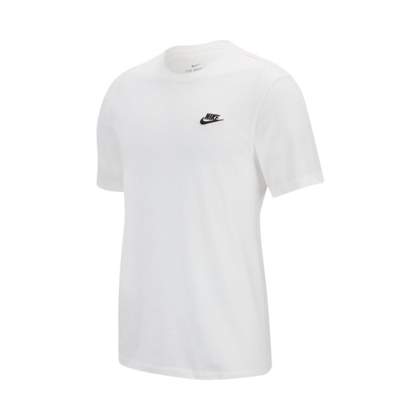 Nike Sportswear Club Small Logo White