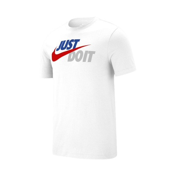 Nike Sportswear Just Do It T-Shirt White