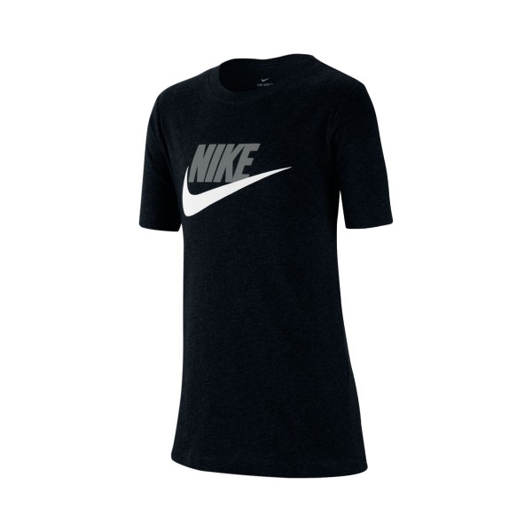 Nike Sportswear Essential Tee Black - Grey