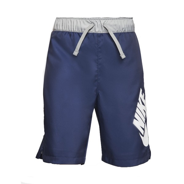 Nike Sportswear Woven Shorts Big Kids Shorts Blue