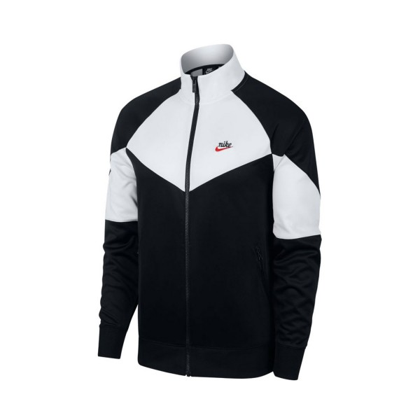 Nike Sportswear Windrunner Black - White
