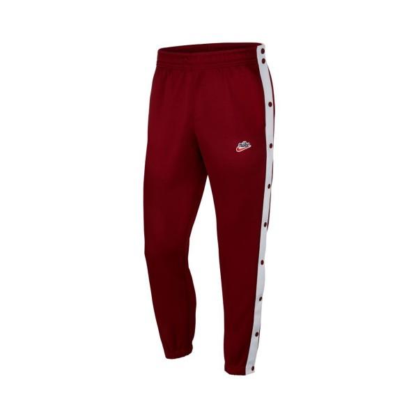Nike Sportswear Pants Bordeux - White