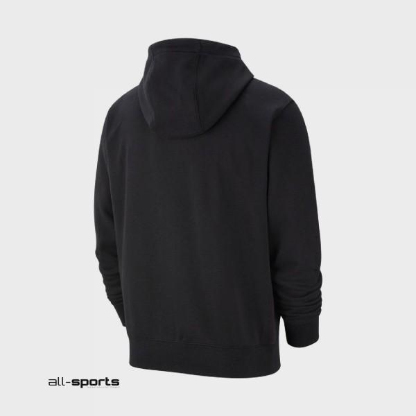 Nike Sportswear Club Fleece Black
