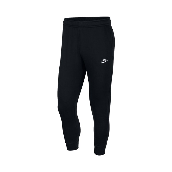 Nike Sportswear Jogger Club Fleece Pants Slim Black