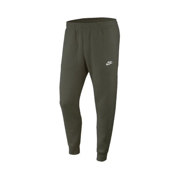 Nike Sportswear Jogger Club Fleece Pants Slim Olive