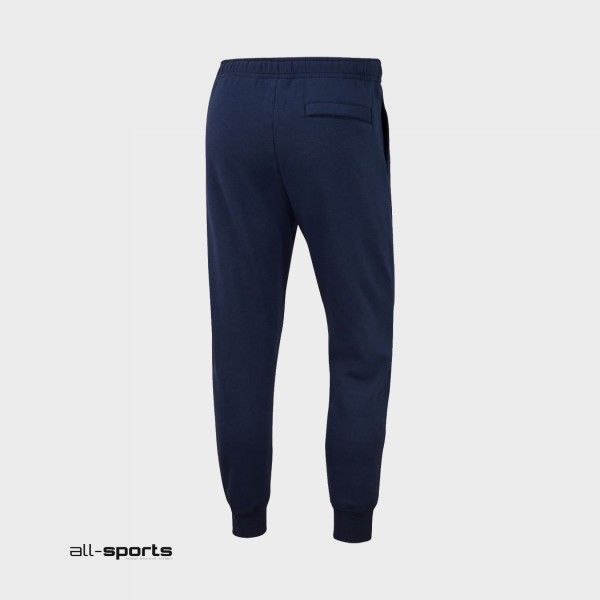 Nike Sportswear Jogger Club Fleece Pants Slim Blue