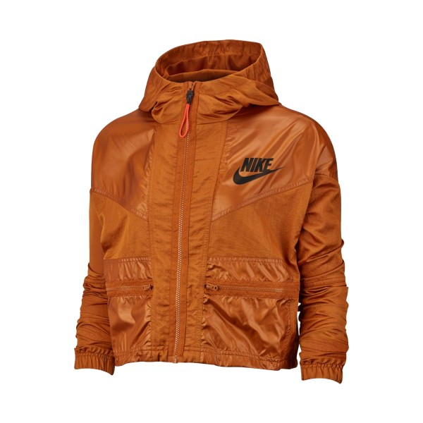 Nike Sportswear Windrunner Cargo Jacket Brown