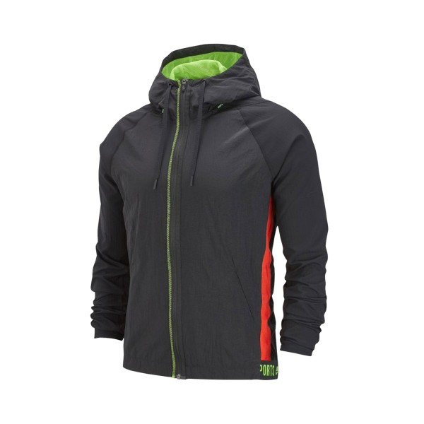 Nike Flex Full-Zip Training Jacket Black