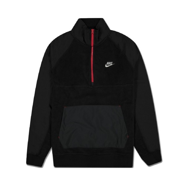 Nike Sportswear 1/2 Zip Winter Top Black