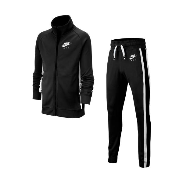 Nike Sportswear Big Kids Tracksuit Black