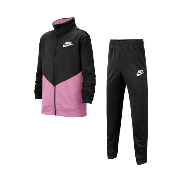 Nike Sportswear Tracksuit Core Futura Black / Pink