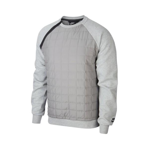 Nike Sportswear Crew Hoodie Grey