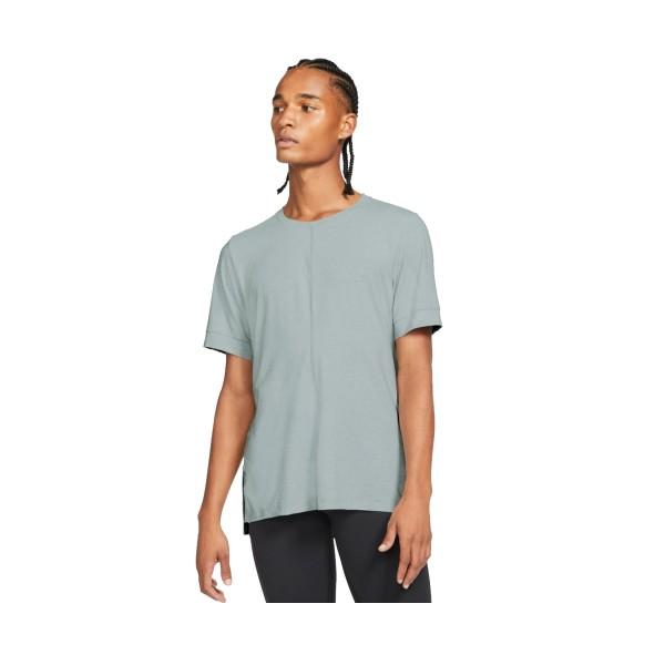 Nike Yoga Dri-Fit Tee Grey