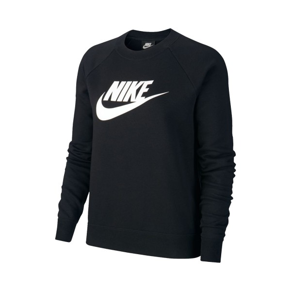 Nike Sportswear Essential Fleece Crew Black