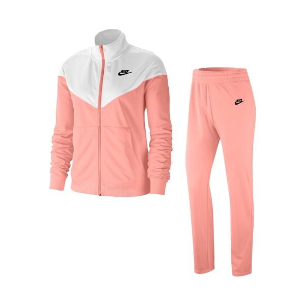 Nike Sportswear Tracksuit Black - Pink