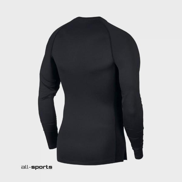 Nike Compression Tight Shirt Black