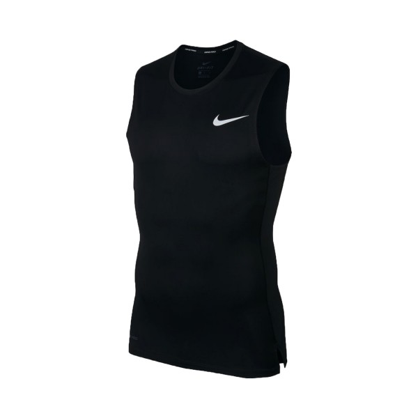 Nike Pro Men's Jersey Sleeveless Black