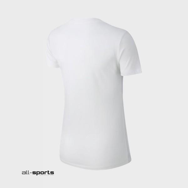 Nike Sportswear Essential Tee White