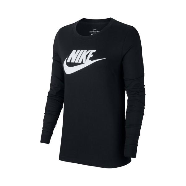 Nike Sportswear Swoosh Sweatshirt Black