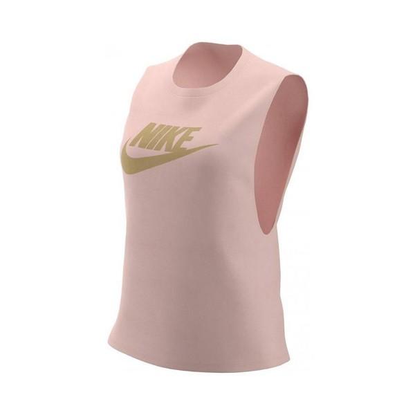 Nike Sportswear Heritage Crop Top Multicolor