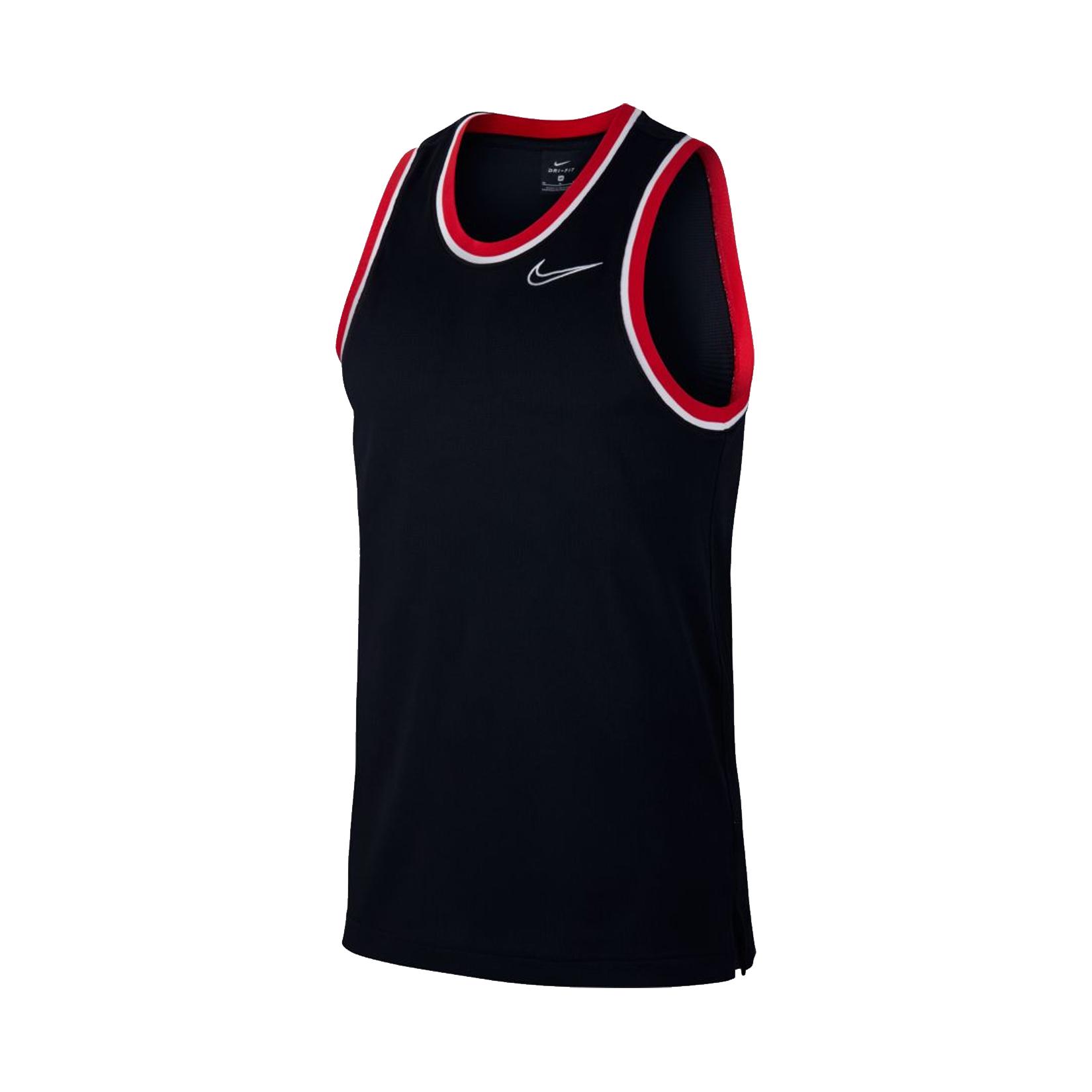 Nike Dri-FIT Classic Jersey Black