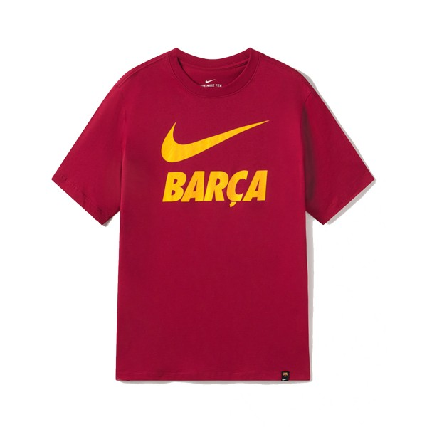 Nike Soccer FC Barcelona Tee Red