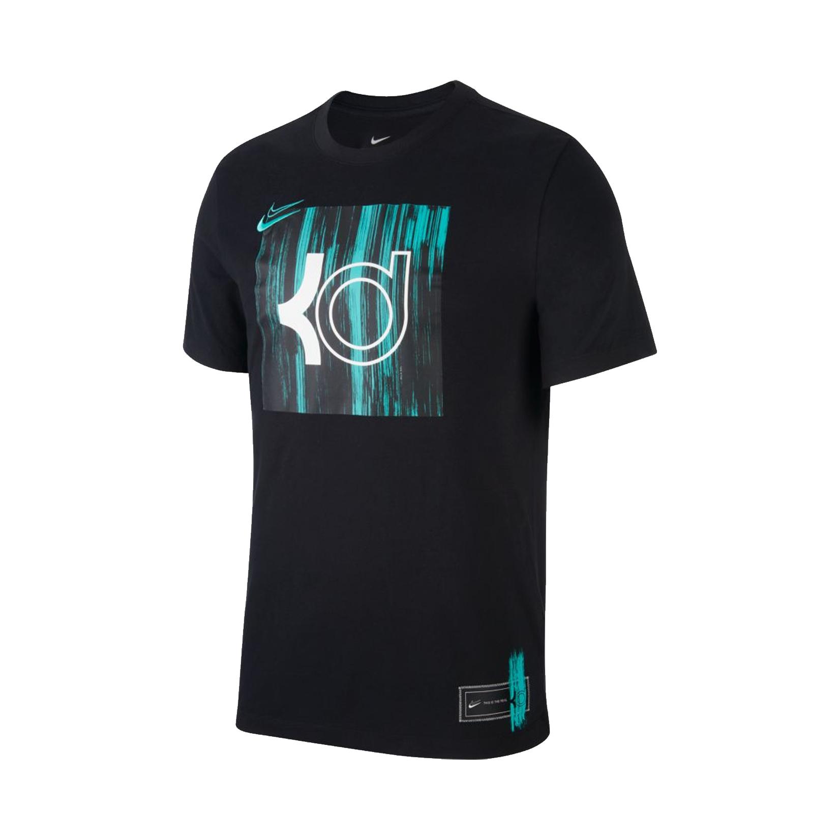 Nike Dri-FIT KD T-Shirt Black