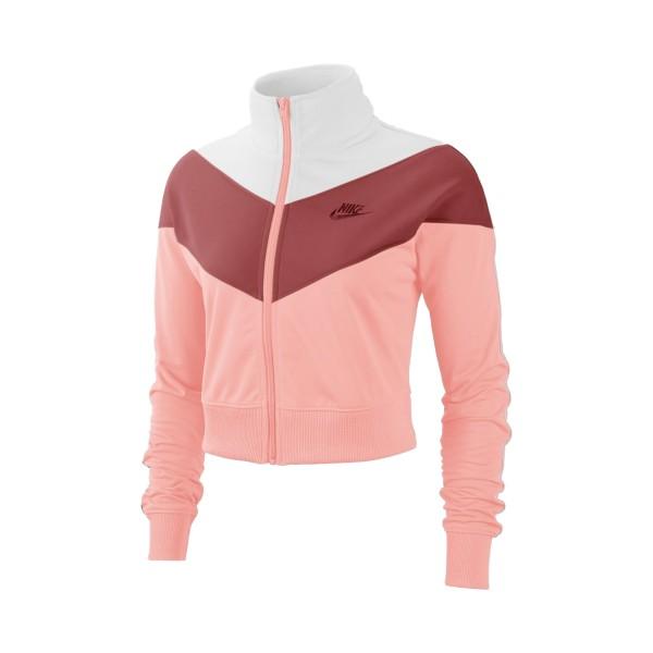 Nike Sportswear Heritage Crop Pink
