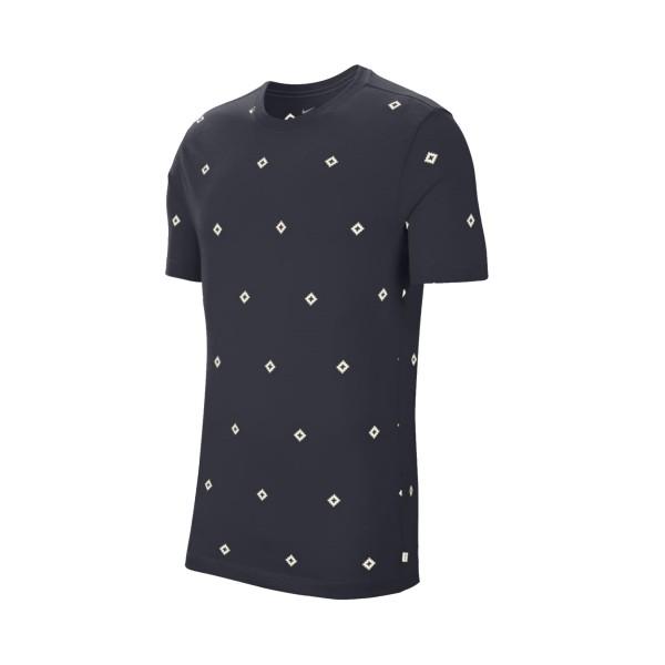 Nike SB Printed T-Shirt Blue