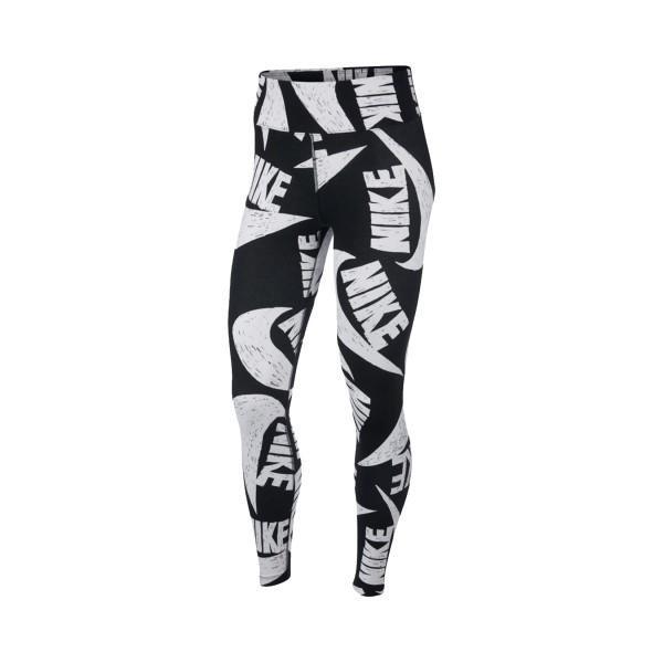 Nike Sportswear Swoosh White - Black