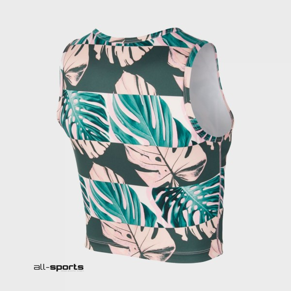 Nike Sportswear Fast No-Sleeve Flowers Green