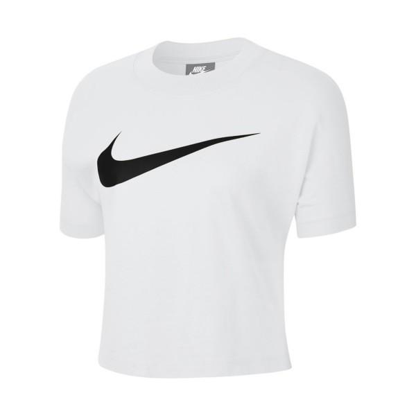 Nike Sportswear Swoosh Short-Sleeve White
