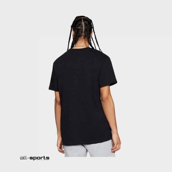 Nike Sportswear Short Sleeve Black