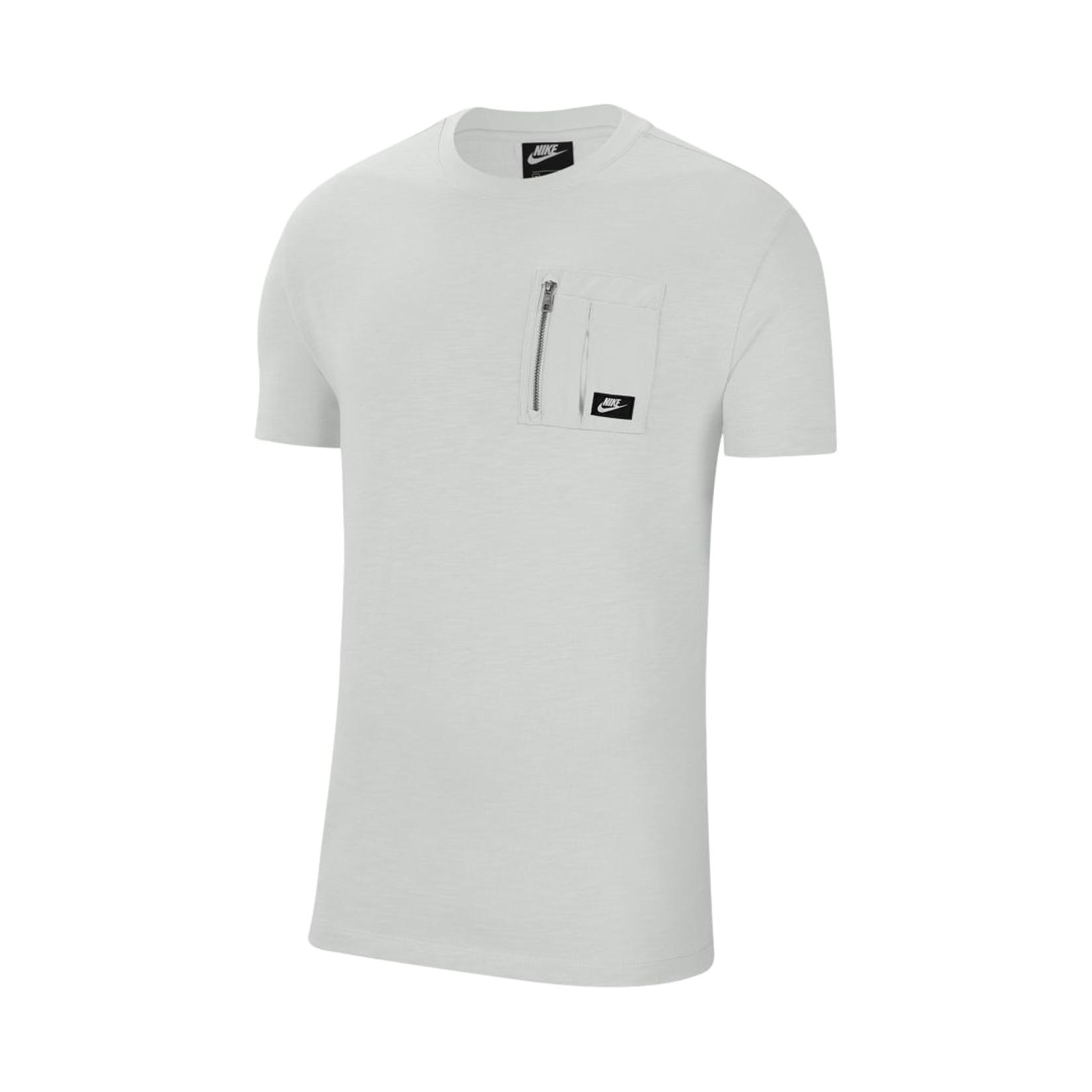 Nike Sportswear Short Sleeve White