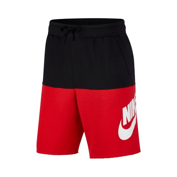Nike Sportswear Shorts Black - Red