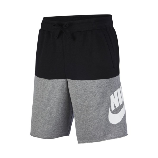 Nike Sportswear Shorts Black - Grey
