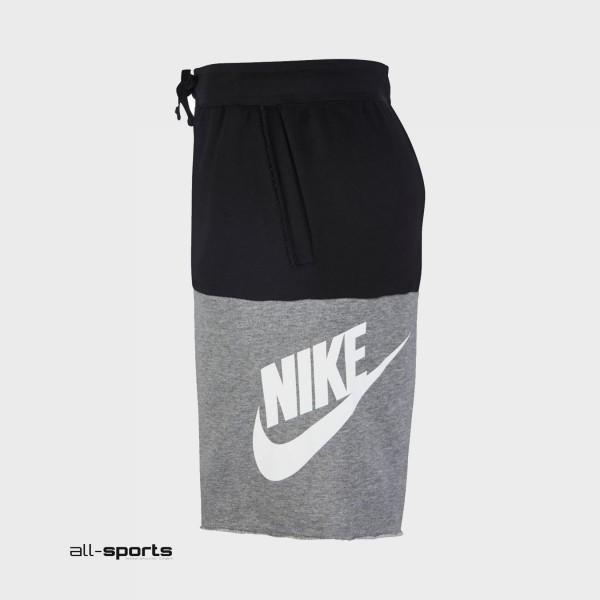 Nike Sportswear Shorts Black - Grey