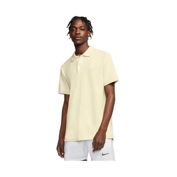 Nike Sportswear Polo M Tee Coconut White