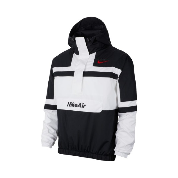 Nike Sportswear Air Jacket HD Woven White - Black