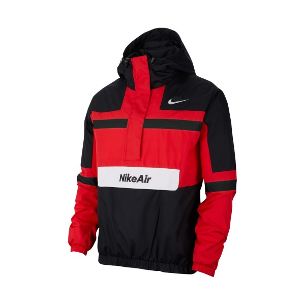 Nike Sportswear Air Jacket HD Woven Red - White - Black