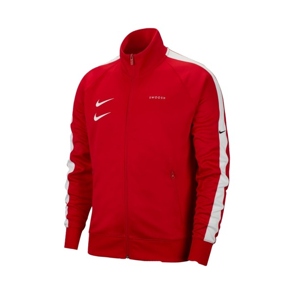 Nike Sportswear Swoosh Jacket Red