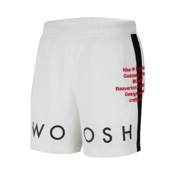 Nike Sportswear Swoosh Woven Shorts White