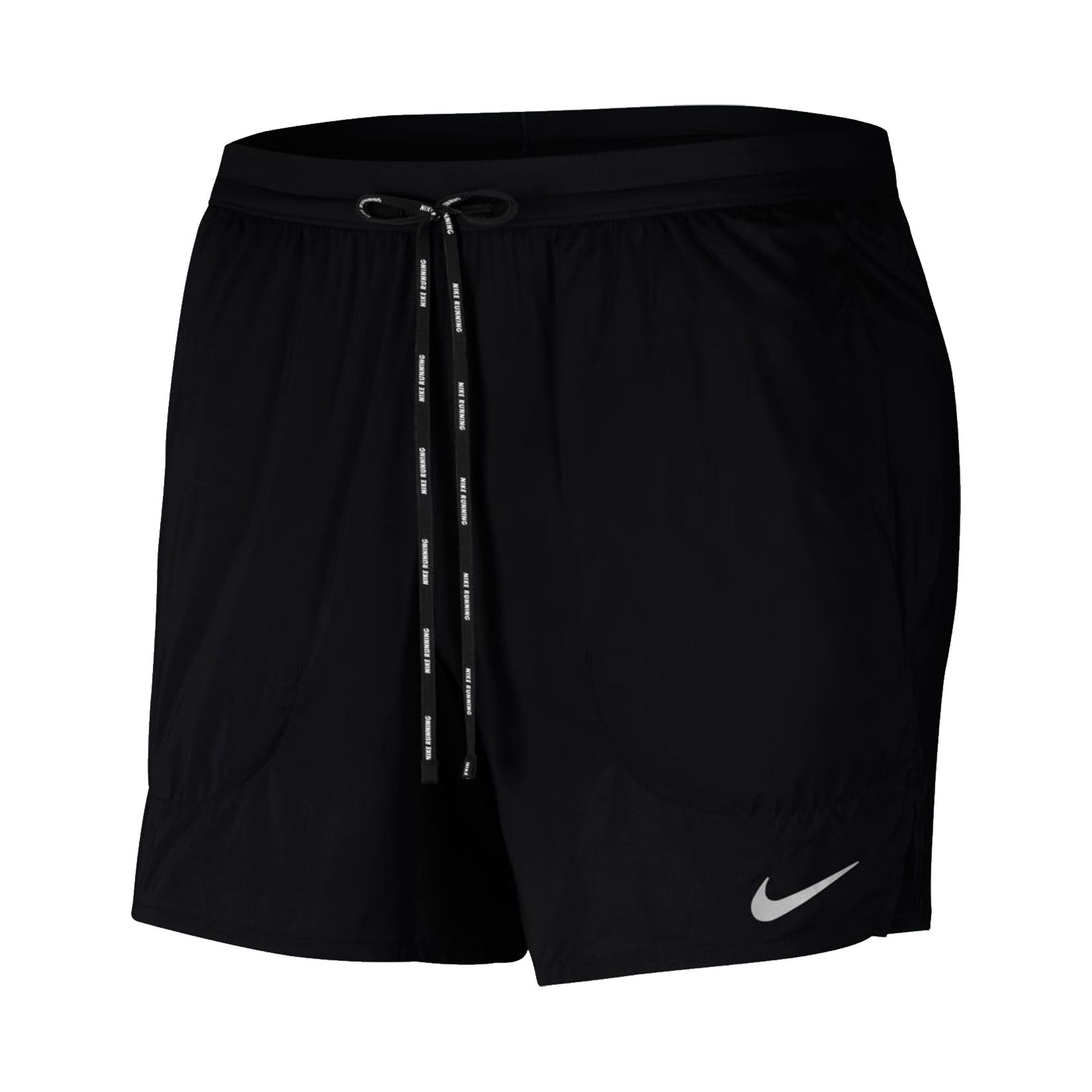 Nike Flex Stride Brief Running Shorts Black