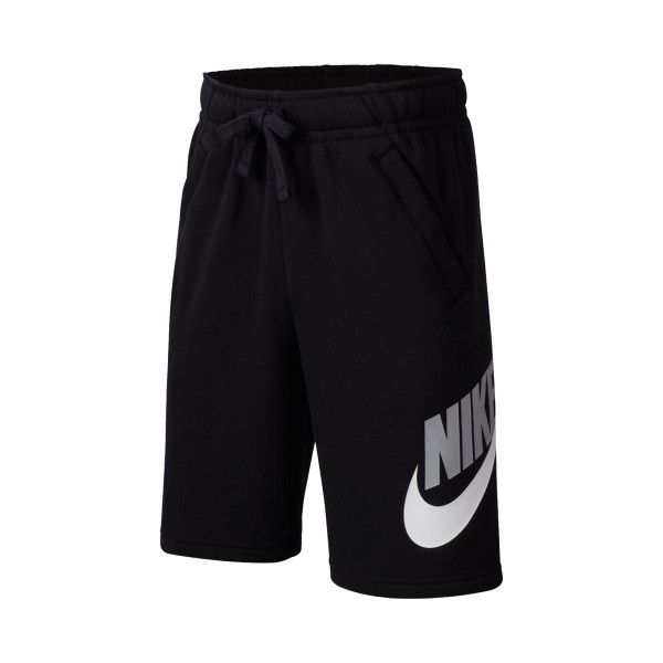 Nike Sportswear Club Fleece Shorts Big Kids Shorts Black