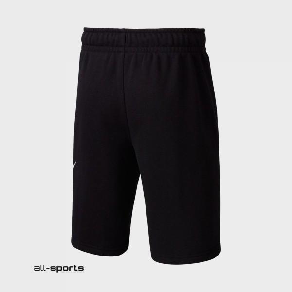 Nike Sportswear Club Fleece Shorts Big Kids Shorts Black