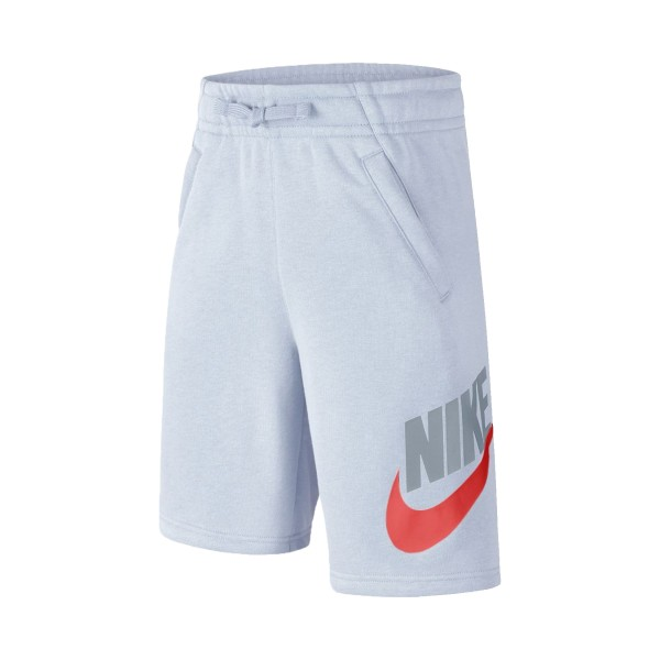 Nike Sportswear Club Fleece Shorts Big Kids Shorts Purple