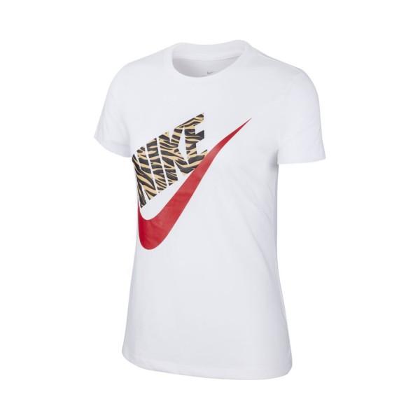 Nike Sportswear Essential Tee Prep Futura 1 White