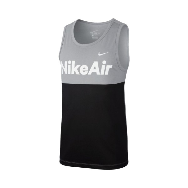 Nike Air Tank Grey - Black