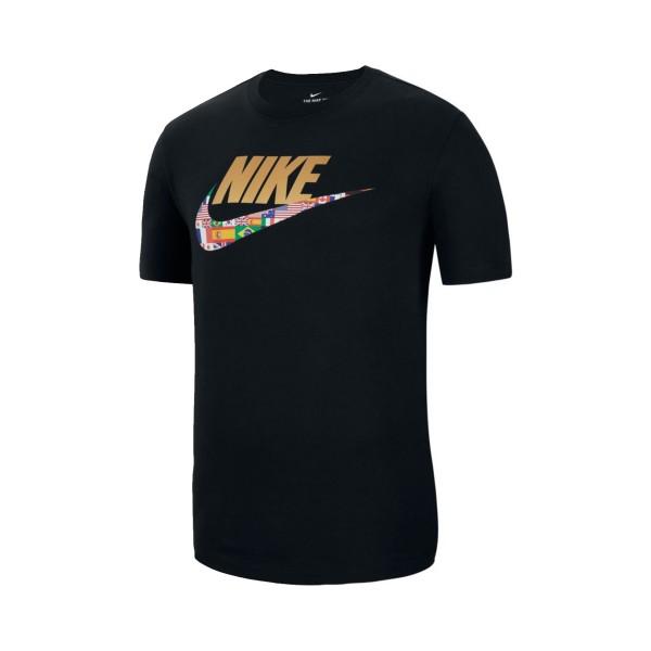 Nike Sportswear Preheat Tee Black